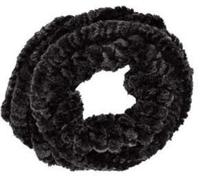 Saks Fifth Avenue Fur Knit Stole