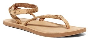 Reef Braided Wrap Sandal (Women)