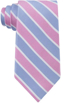Club Room Men's Perfect Stripe Tie, Created for Macy's