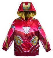 Disney Iron Man Hooded Jacket for Kids - Marvel's Avengers: Infinity War