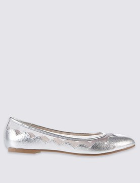 Marks and Spencer Slip-on Mesh Pump Shoes