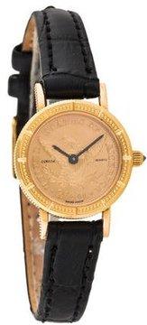 Corum $2.50 Coin Watch