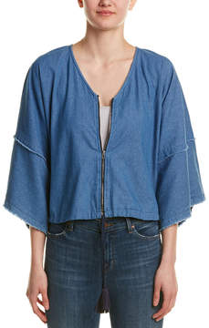 Fate Denim Kimono Jacket