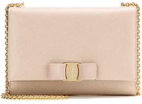 Salvatore Ferragamo Ginny Small leather shoulder bag