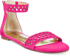 Thalia Sodi Jacey Flat Sandals, Created for Macy's Women's Shoes