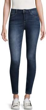 Armani Exchange Women's Cotton-Stretch Skinny Jeans