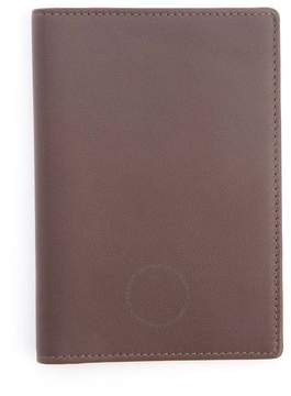 Royce Leather Royce Brown RFID Blocking Leather Passport Wallet