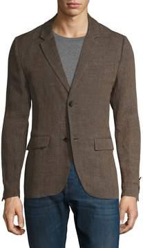 James Perse Men's Linen Delave' Blazer