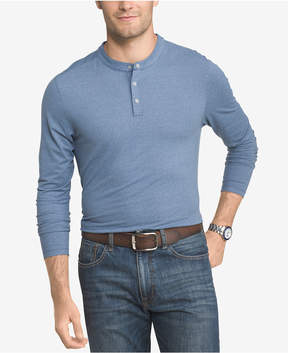 Izod Men's Cool Fx Performance Henley