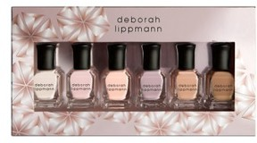 Deborah Lippmann 'Undressed' Nail Polish Set - Undressed