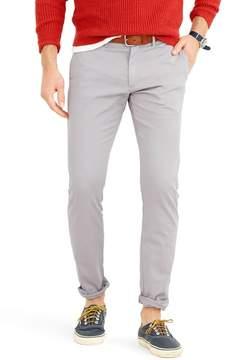 J.Crew Slim Fit Garment Dyed Stretch Chinos
