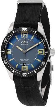 Oris Divers Sixty-Five Blue and Grey Dial Men's Watch BKFS