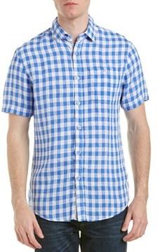 Report Collection Linen Shirt.