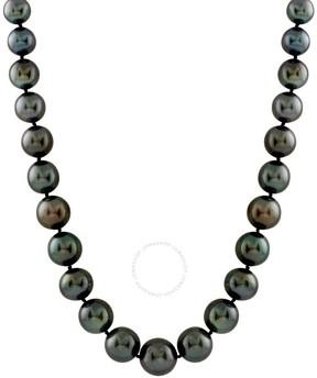 Bella Pearl 14k Tahitian Pearl Necklace
