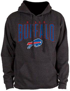 Authentic Nfl Apparel Men's Buffalo Bills Defensive Line Hoodie