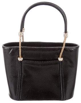 Judith Leiber Mini Karung Bag