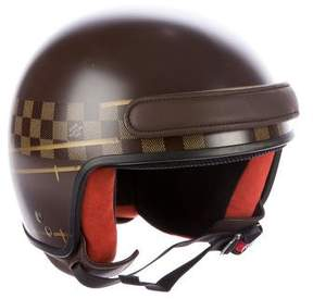 Louis Vuitton Ebene Mini Jet GM Casque Helmet