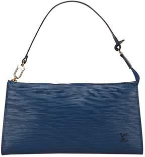 Louis Vuitton Pochette Accessoire leather handbag
