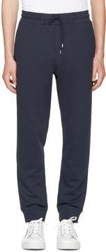 McQ Navy Swallow Lounge Pants