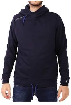 Scotch & Soda Men's Blue Polyester Sweatshirt.