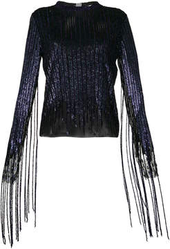 Aviu sequin top