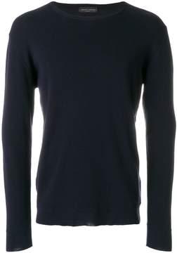 Roberto Collina round neck knit jumper