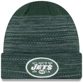 New Era New York Jets Touchdown Cuff Knit Hat