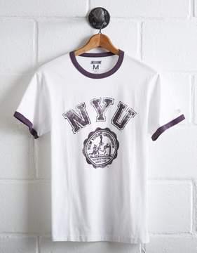 Tailgate Men's NYU Violets Ringer T-Shirt