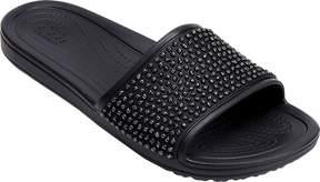 Crocs Sloane Embellished Slide Sandal (Women's)