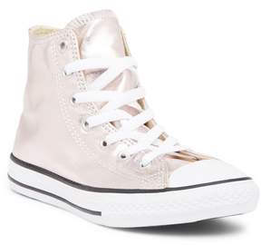 Converse Chuck Taylor All Star Rose Quartz Hi-Top Sneaker (Little Kid)