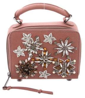 Rebecca Minkoff Embellished Box Crossbody Bag
