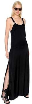 Damir Doma Viscose Satin Dress