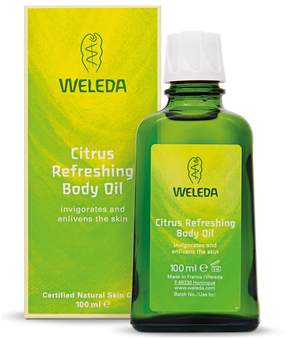Weleda Citrus Refreshing Body Oil by 3.4floz Oil)
