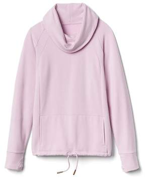 Athleta Girl So Funnel Neck Pullover