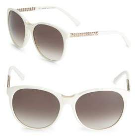 Balmain 58MM Wayfarer Sunglasses