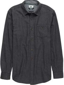 VISSLA El Morro Long-Sleeve Flannel Shirt - Men's
