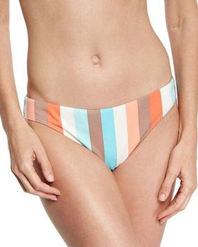 Letarte Moderate Coverage Bottom, Multistripe