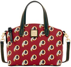 Dooney & Bourke Washington Redskins Ruby Mini Satchel Crossbody - MAROON - STYLE