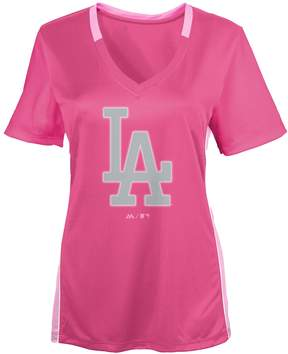 Majestic Girls 7-16 Los Angeles Dodgers The Best Team Tee