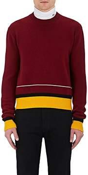 Calvin Klein Men's Colorblocked Wool-Blend Sweater