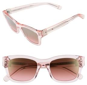 Bobbi Brown Women's 'The Ellie' 51Mm Sunglasses - Pink