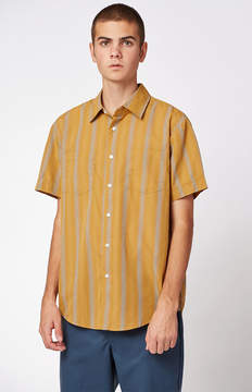Brixton Branson Short Sleeve Button Up Shirt