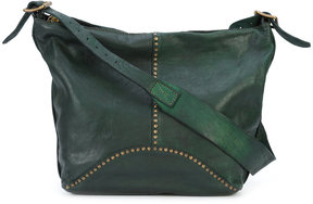 Campomaggi creased shoulder bag