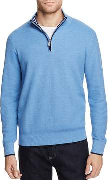 Tailorbyrd Quarter-Zip Sweater