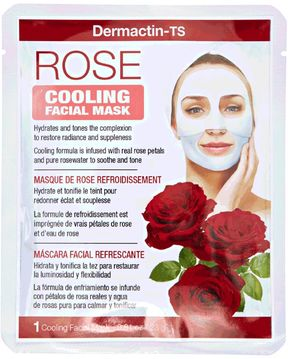 Dermactin-TS Rose Cooling Face Mask
