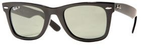 Ray-Ban Wayfarer Tortoise Sunglasses
