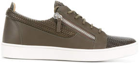 Giuseppe Zanotti Design woven May sneakers