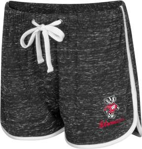 Colosseum Women's Wisconsin Badgers Gym Shorts