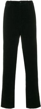 Issey Miyake straight-leg trousers