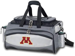 Picnic Time Minnesota Golden Gophers Vulcan Portable Barbecue Tote Set